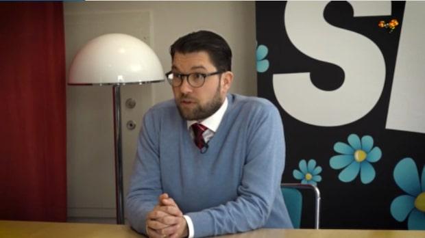 Jimme Åkesson: Talmannen behöver agera