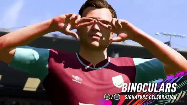 Fifa 21: Så lär du dig alla målgester i nya spelet