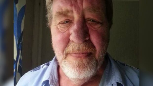 Eric, 70, dog utanför ICA