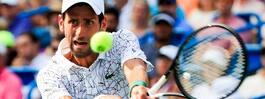 Djokovic historisk  efter nya segern
