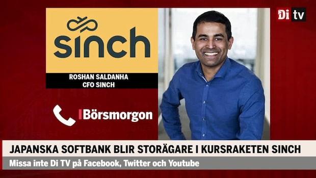 Sinchs CFO: Därför är vi intressanta för Softbank