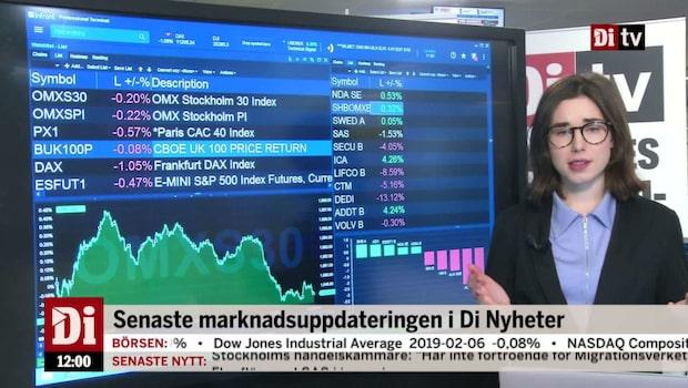 Di Nyheter - Dystra utsikter från EUs konjunkturprognos