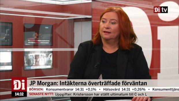 """""""Bankerna räknar med det bästa kvartalet sedan krisen"""""""