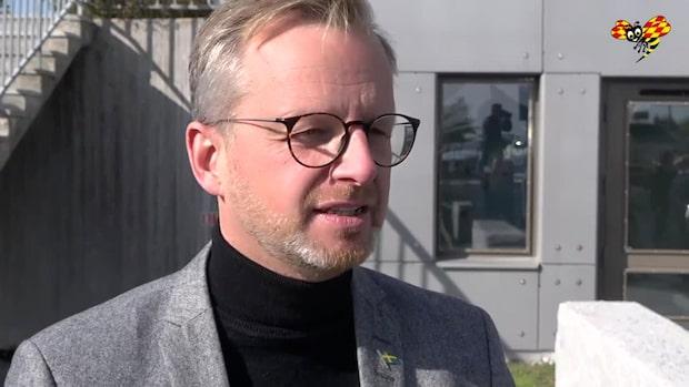 """Mikael Damberg: """"Uppskattas av medborgarna att polisen är närvarande"""""""