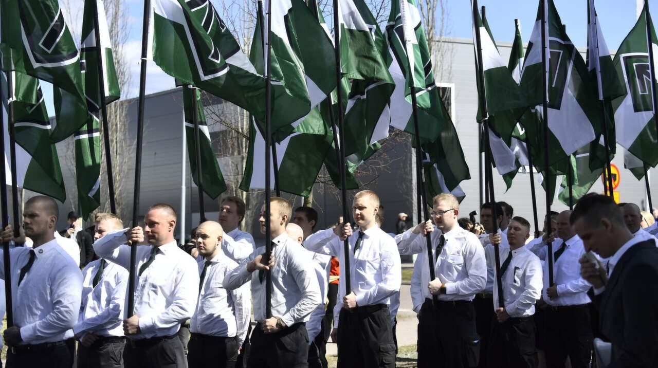demonstration göteborg