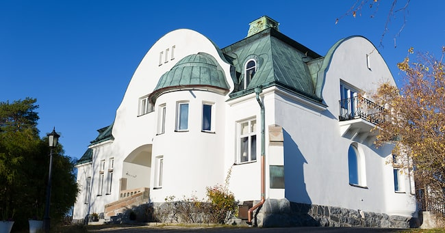 Det här huset från 1909 är något utöver det extra...