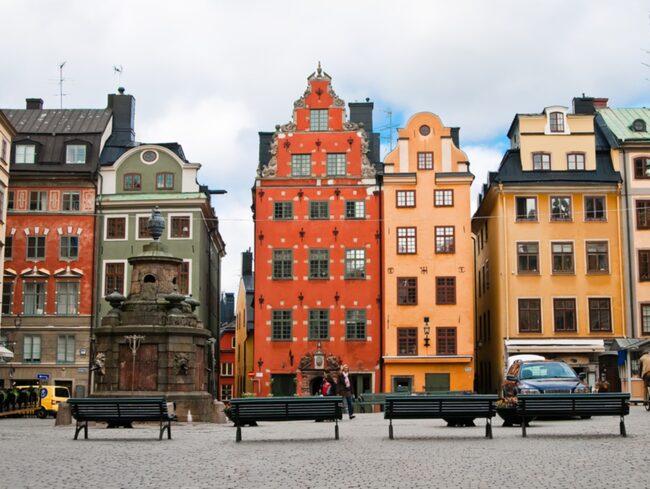 Gamla stan i Stockholm är Sveriges näst bästa sevärdhet enligt Tripadvisors användare.