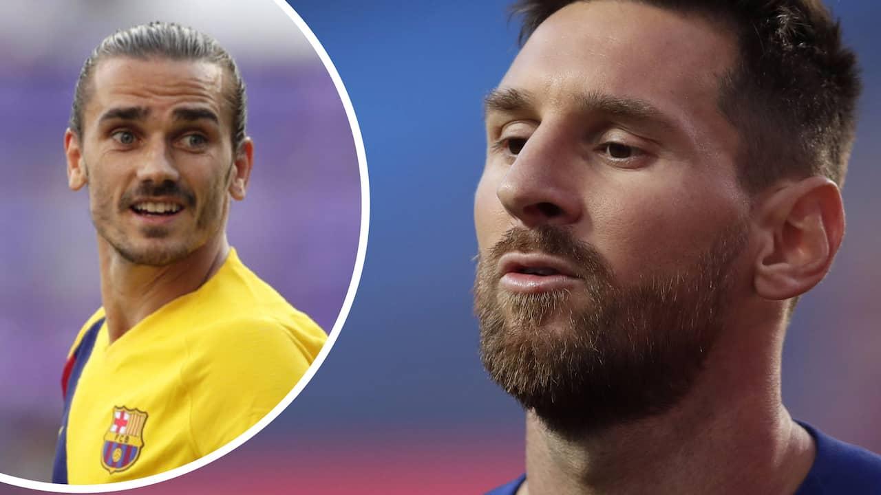 """Messi sa att han blev förbannad"""""""