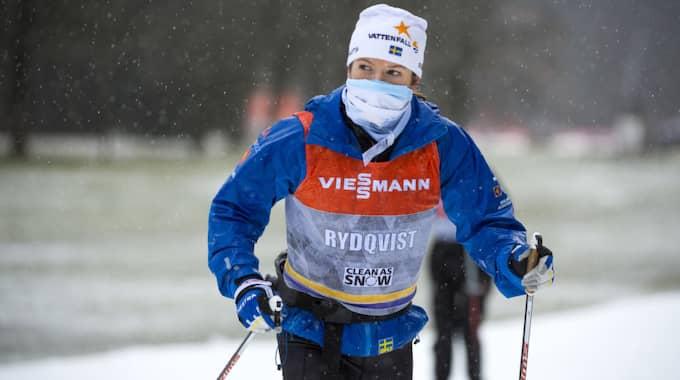 Maria Rydqvist Foto: Carl Sandin / BILDBYRÅN