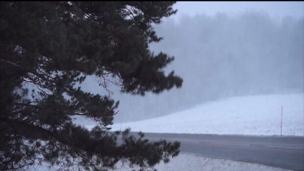 Varningen: Nu kommer massiva snösmockan