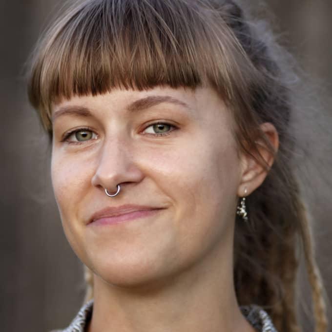 Kristina Wicksell fick ett hotfullt telefonsamtal av en anonym man mitt i natten. Foto: Tomas Gunnarsson