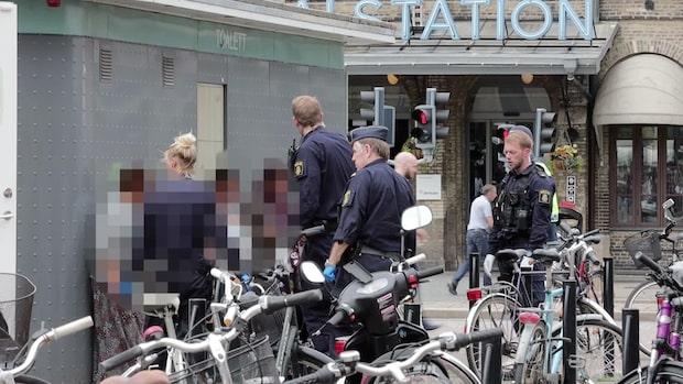 Här slår polisen till mot EU-migranterna