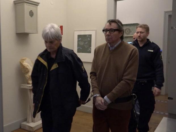 Kulturprofilen Jean-Claude Arnault döms