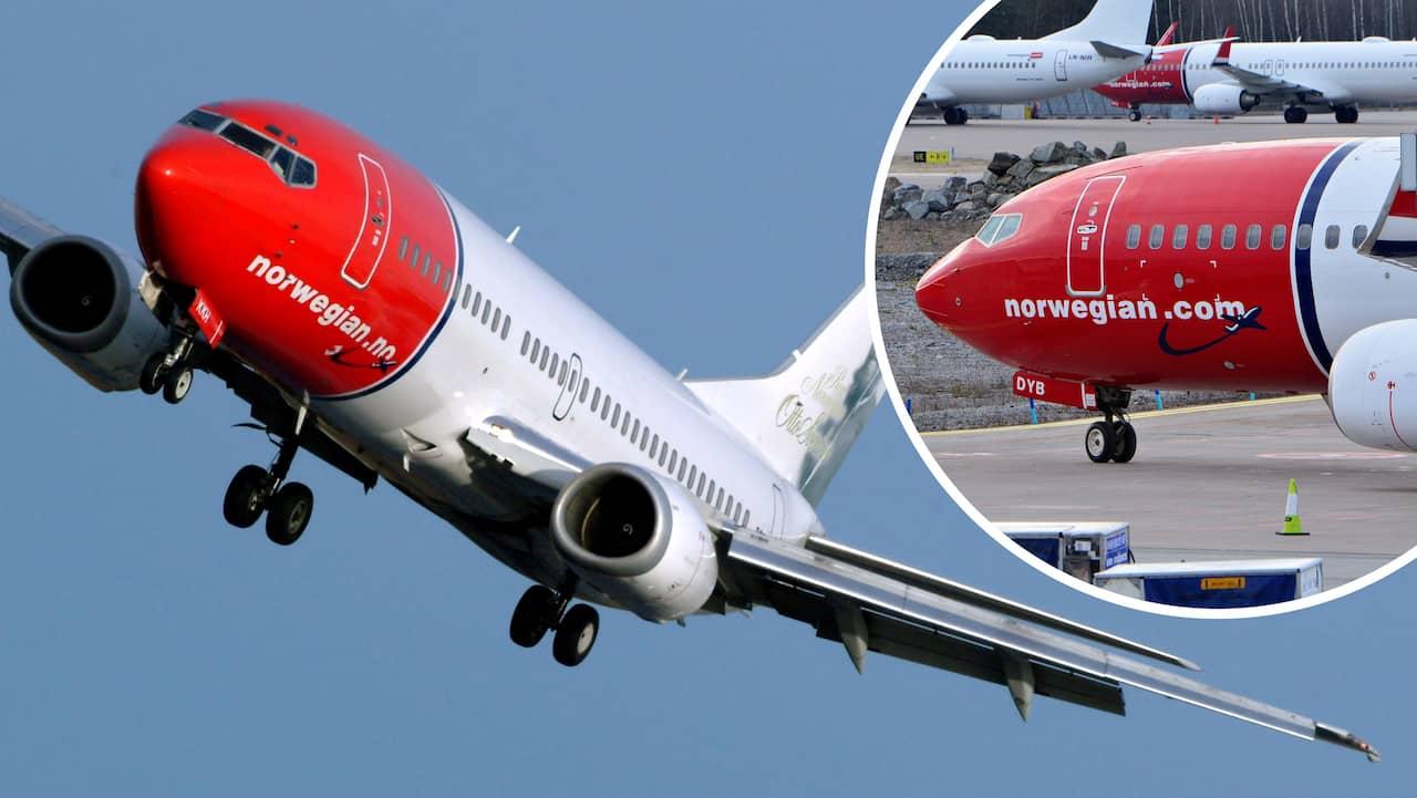 flyg till bangkok med norwegian
