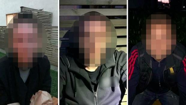 Två unga män och en ung kvinna åtalas för rånmord