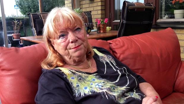 """Grannen Lisbeth: """"En mycket stor gåta"""""""