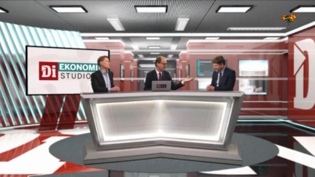 Debatt om januariavtalet i Ekonomistudion