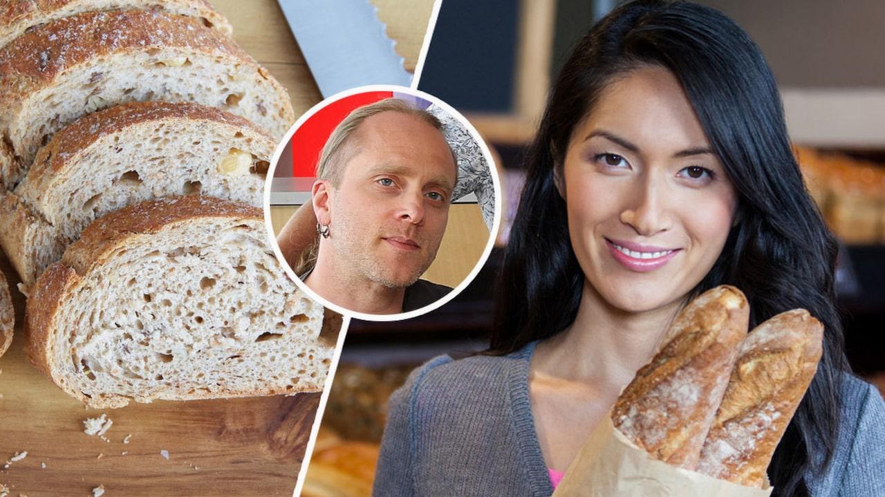 bra bröd för viktminskning