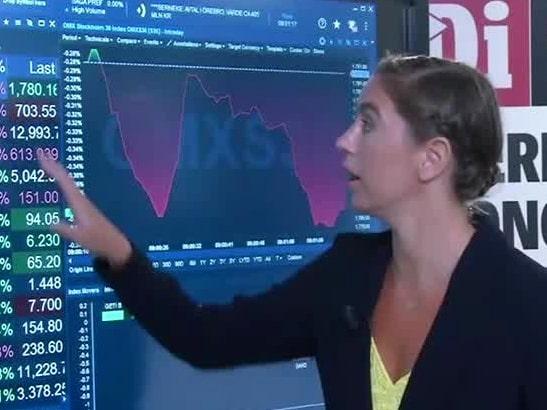 Börsöppning: Negativ börs med H&M i botten