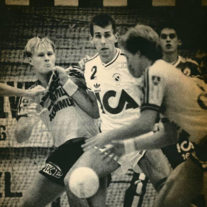 Magnus Wislander i RIK-tröjan 1980.