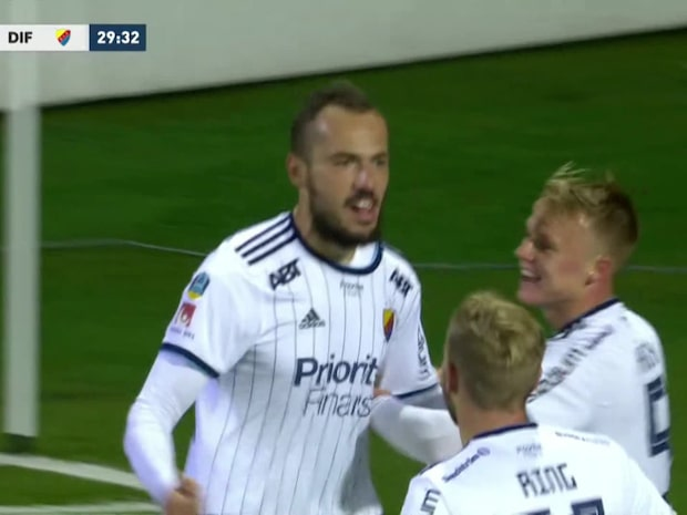 Emir Kujovic skickar in 3-1