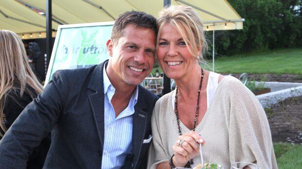 Ola Wenström bygger strandhus - med frun
