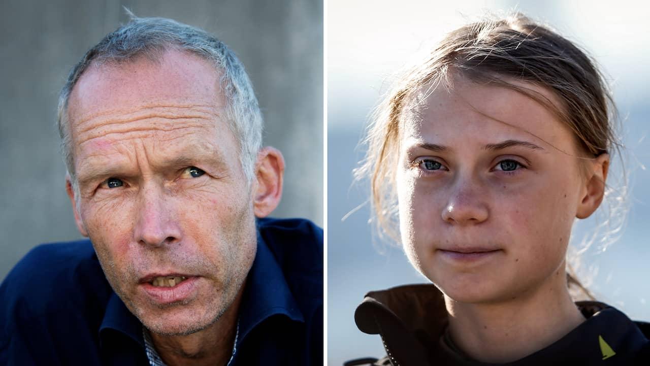 """Johan Rockström: """"Greta är helt fantastisk – vi har väntat på ungdomarna"""""""