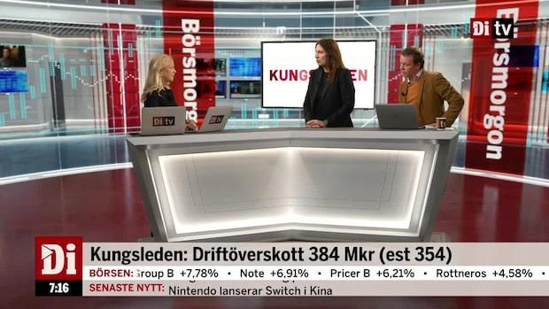 """Biljana Pehrsson: """"Det märks att vi har rätt fastigheter i rätt lägen"""""""