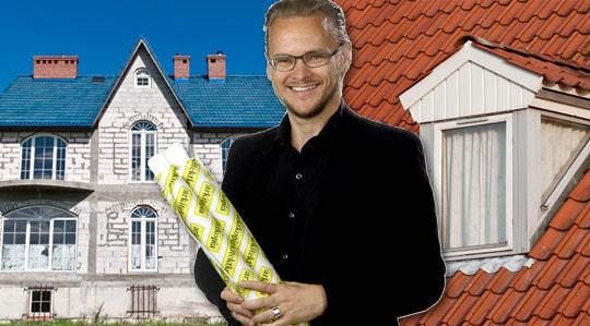 Arkitekten Björn Jonsson svarar på byggfrågor.