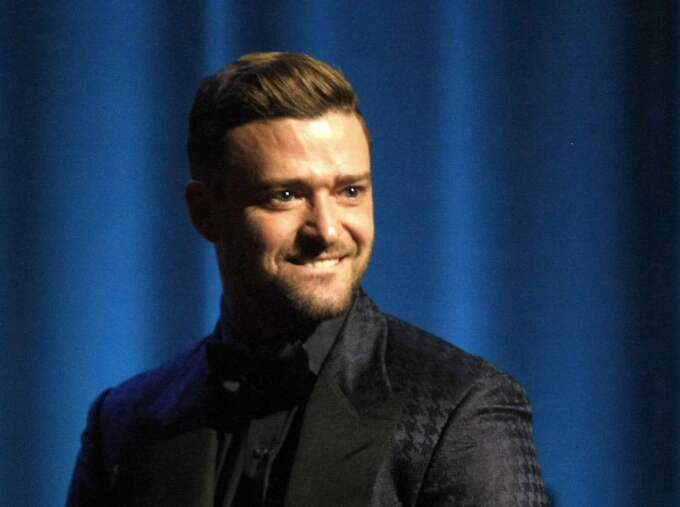 Justin Timberlake. Foto: Karen Pulfer Focht