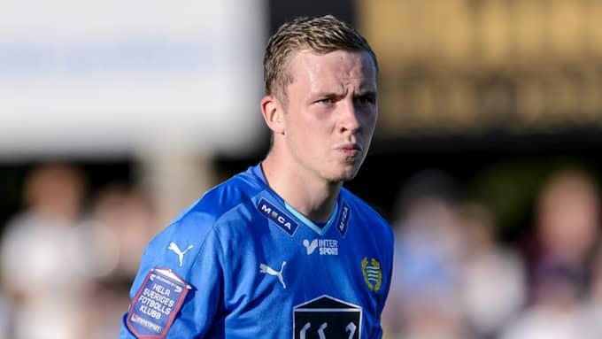 Ögmundur Kristinsson. Foto: Krister Andersson