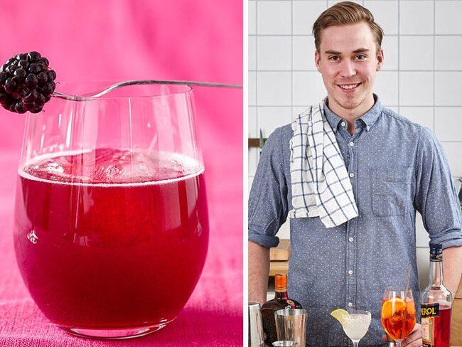 Imponera på gästerna med lyxiga - men enkla - cocktails. David Kringlund delar med sig av några knep - och 7 recept.