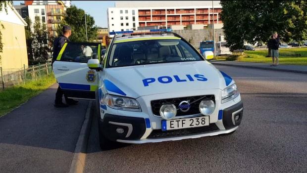 """""""Vi har två krisstödspersoner på plats i Partille"""""""