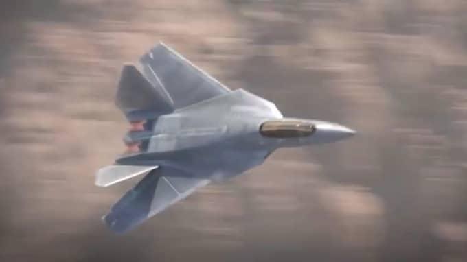 """F-52-plan existerar inte i verkligheten – bara i tv-spelet """"Call of Duty"""". Foto: ACTIVISION"""