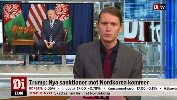 Di Nyheter 17.00 den 21 september 2017