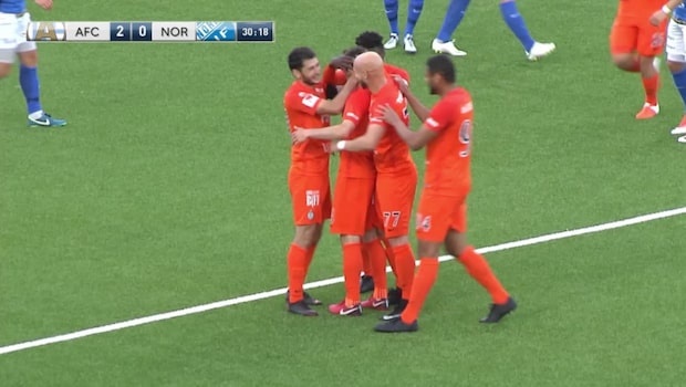HÖJDPUNKTER: AFC Eskilstuna - Norrby IF