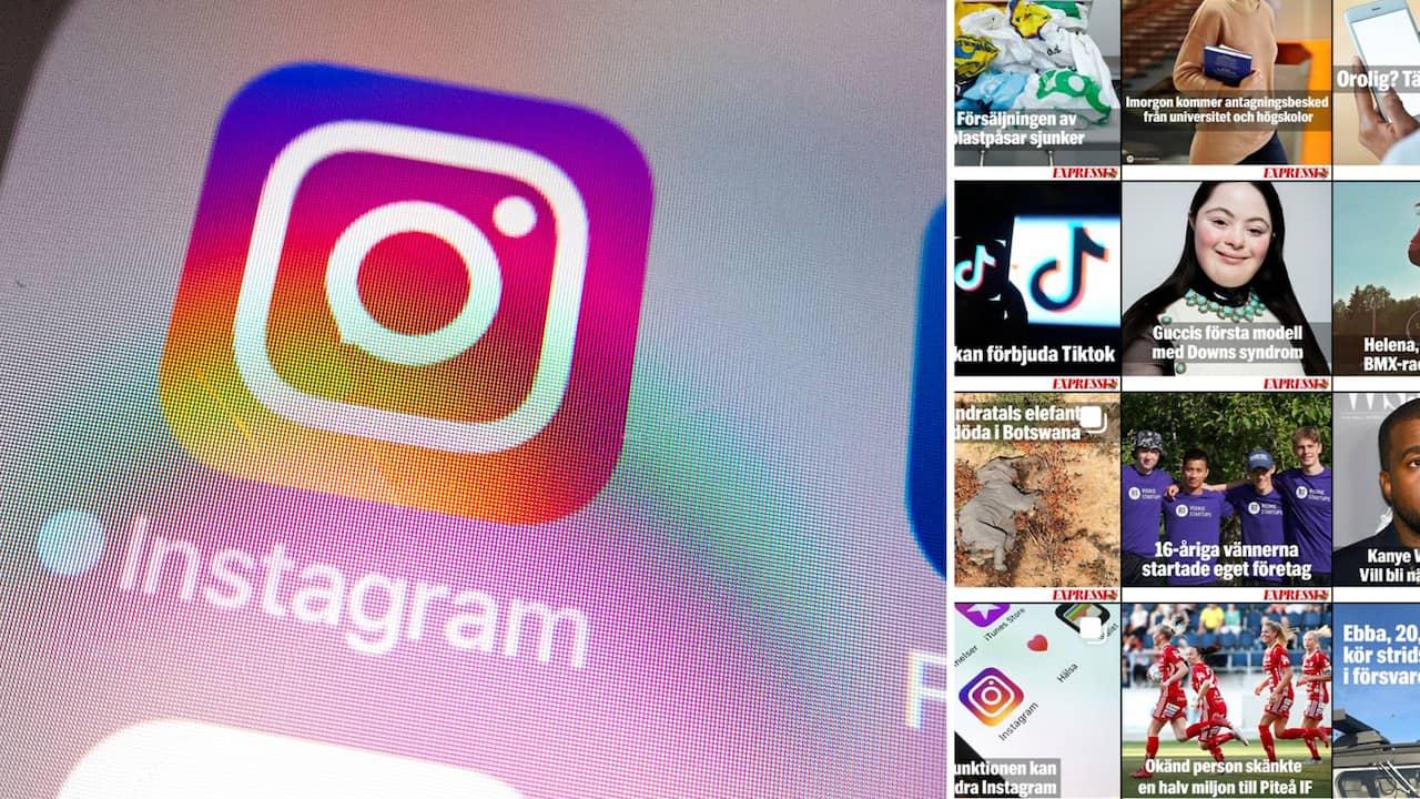 Instagrams nya funktion ska göra dig gladare