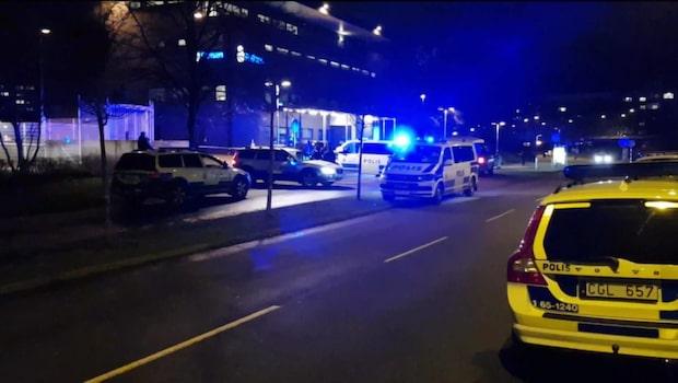 """Explosion på Rosengård: """"Bombtekniker är på väg"""""""