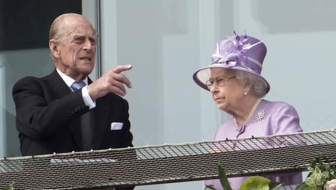 Prins Philip avsäger sig alla uppdrag, något som meddelades tidigare i veckan efter att drottning Elizabeth kallat till möte i Buckingham palace. Foto: London News Pictures/Rex / LONDON NEWS PICTURES/REX REX FEATURES