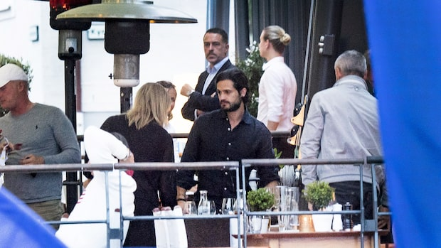 Biancas ilska mot prins Carl Philip efter festnatten