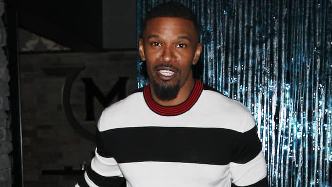 Jamie Foxx Foto: PHOTOGRAPHER GROUP/ SPLASH NEWS