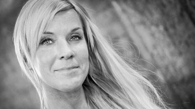 Lotta Rudholm. Foto: Privat / PRIVAT