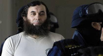 Under måndagen avslutades rättegången mot Usama Kassir, 43, som står åtalad i USA för terroristbrott. Foto: Volfik Rene