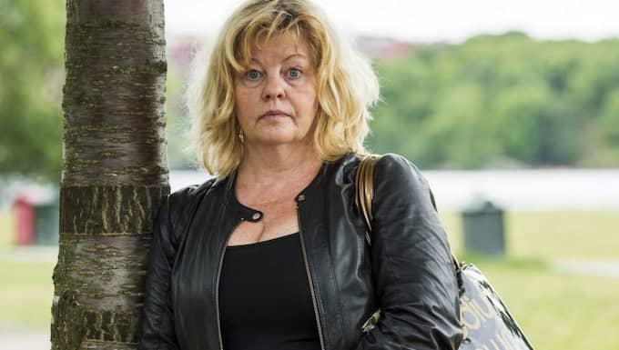 Inger Nilsson spelade Pippi Långstump. Foto: Suvad Mrkonjic