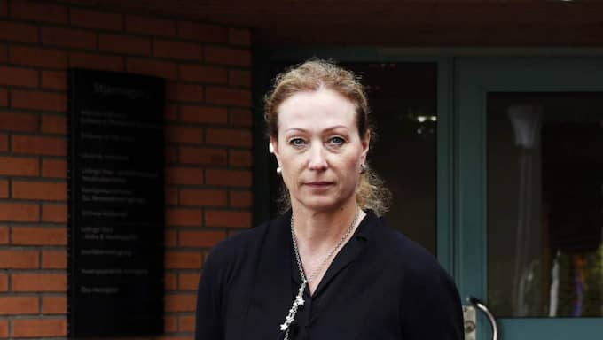 Jeanette Gustafsdotter. Foto: Cornelia Nordström