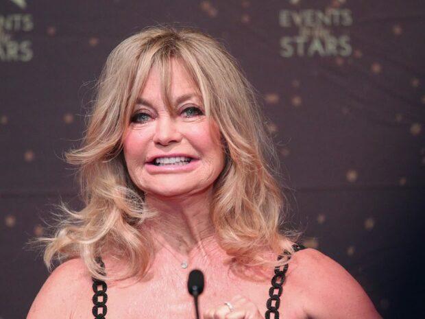 Därför drog Goldie Hawn sig bort från rampljuset
