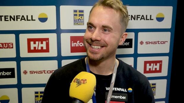 """Matts Olsson: """"Nu kommer jag göra bort mig..."""""""