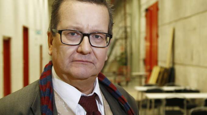 Stig-Björn Ljunggren. Foto: Patrik C Österberg.