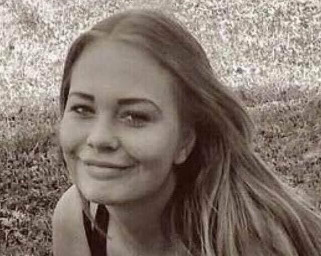 19-åriga Victoria Örnberg mördades av sin pojkvän på lucia 2016. Foto: PRIVAT