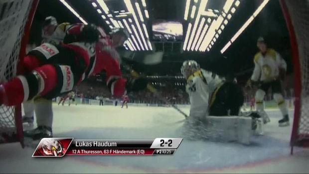 HIGHLIGHTS: Malmö-Brynäs 2-3